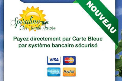 Spiruline Clos Sainte Aurore producteur à Hyères (Var - France)